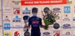 David van der Poel wint openingsetappe Ronde van Vlaams-Brabant