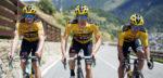 Kopmannen Jumbo-Visma starten in Tour de l'Ain
