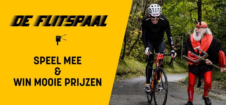 Winactie: Rijd langs onze Flitspaal en maak kans op deelname aan Gravel Innsbruck
