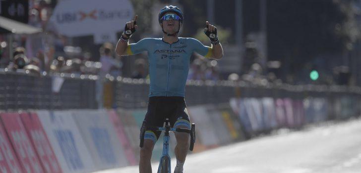 Fuglsang blijft Bennett voor in Ronde van Lombardije, Mollema vierde