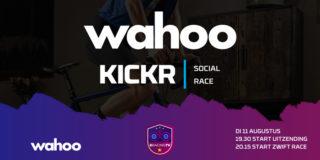 Rijd mee met de Zwift Wahoo Kickr Social Race en win een Wahoo Kickr