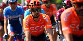 Mareczko snelt naar hattrick in Ronde van Hongarije, Van der Poel derde