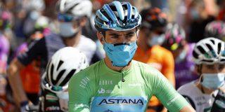 Alex Aranburu moet Giro d'Italia missen na positieve coronatest