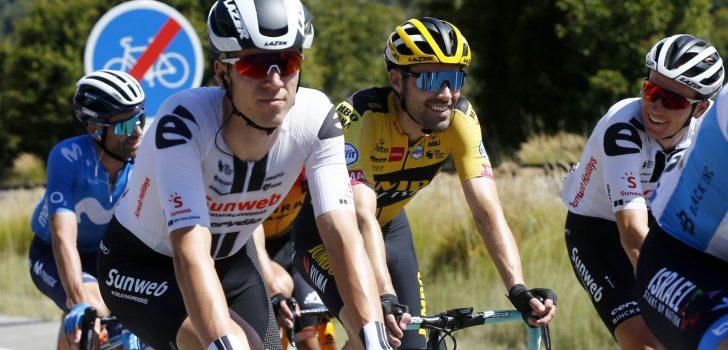 Team Sunweb met Benoot en Bol naar Gent-Wevelgem
