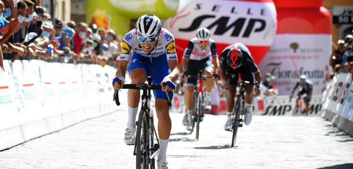 Andrea Bagioli wint aankomst bergop in Settimana Internazionale
