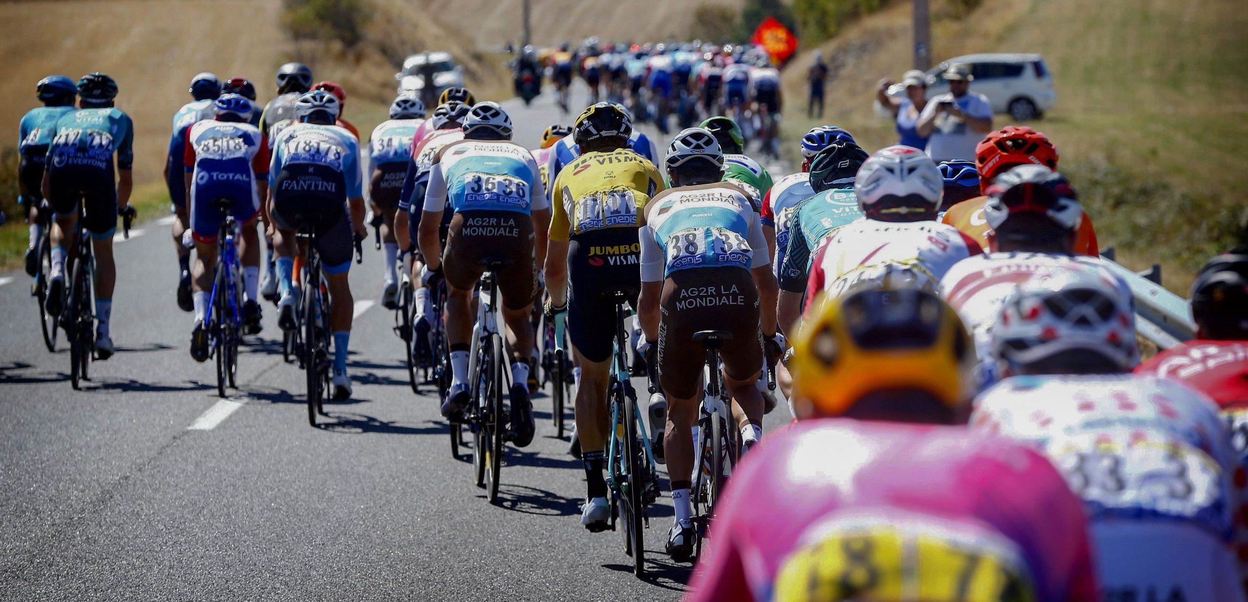 """Prudhomme over Tour de France 2021: """"Vier tot vijf ..."""