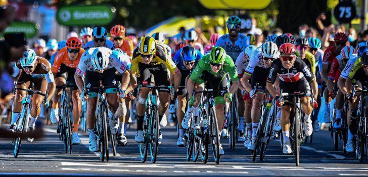 Tour 2020: Peter Sagan teruggezet na onreglementaire sprint