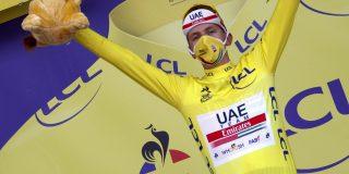 Pogacar richt zich na de Tour op Ardennenklassiekers en Ronde van Vlaanderen