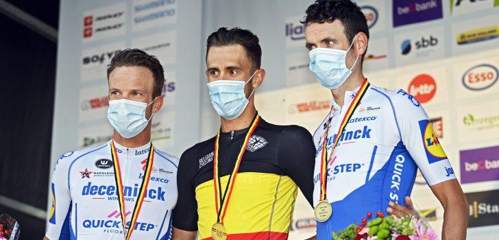 "Ploegmaats Keisse en Serry met gemengde gevoelens: ""We koersten om te winnen"""