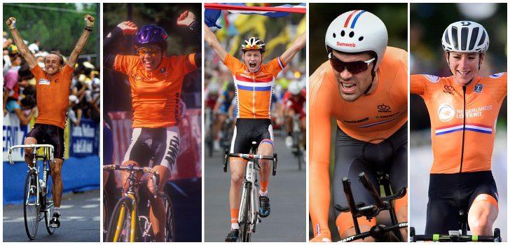 De Nederlandse Loterij Oranjemomenten Quiz: Maak kans op een wielershirt van de Nederlandse ploeg