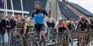 Topcompetitie-leider Coen Vermeltfoort past voor Eurode Omloop