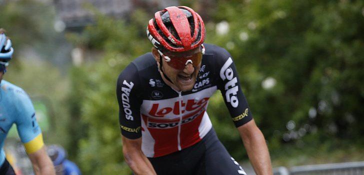 Tim Wellens combineert Ronde van Vlaanderen en Vuelta a Espana