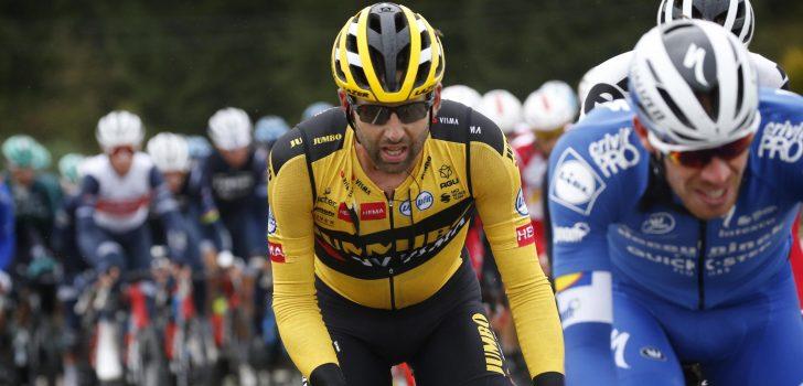 Tom Leezer en Albasini beëindigden in Luik hun profcarrière