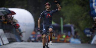 Giro 2020: Filippo Ganna wint in Camigliatello Silano na lange vlucht
