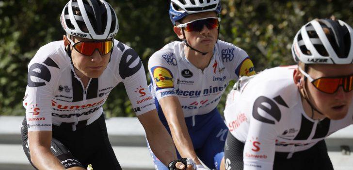 Team Sunweb blijft in Giro d'Italia
