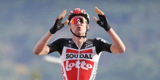 Vuelta 2020: Tim Wellens triomfeert in Sabiñanigo, Thymen Arensman derde