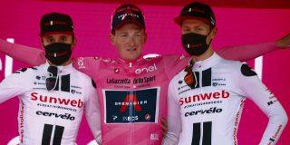 """Sunweb-manager Iwan Spekenbrink: """"Trots met twee man op het podium"""""""