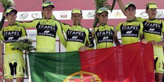Antonio Carvalho wint zevende etappe Volta a Portugal
