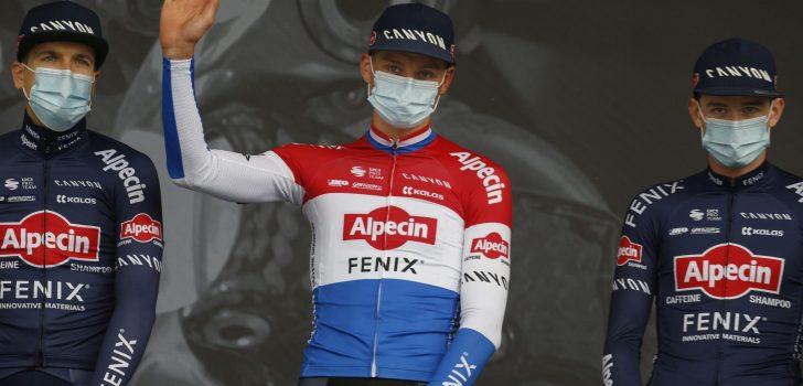 """Mathieu van der Poel na afgelasting Parijs-Roubaix: """"Belang van Gent-Wevelgem en de Ronde neemt nog toe"""""""