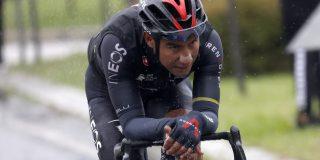 Giro 2020: Winnaar in Cesenatico Narváez en Edet geven op na valpartij