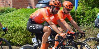 Vuelta 2020: Drie renners halen de finish niet in Sabiñanigo