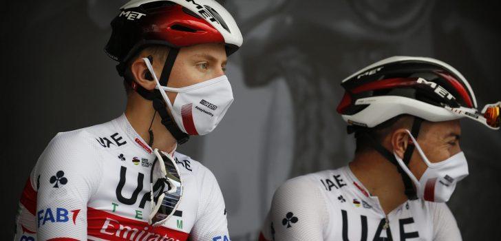 UAE Emirates met Tourwinnaar Pogacar naar Luik-Bastenaken-Luik
