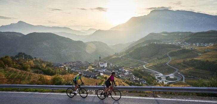 Fietsen in Trentino: Genieten van het Gardameer naar de Dolomieten