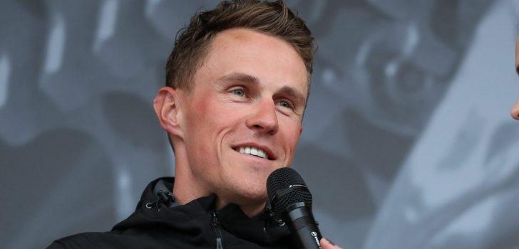 Serge Pauwels heeft aanbiedingen van Belgian Cycling en een paar WorldTour-Teams op zak