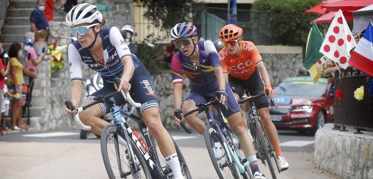 La Course gaat zesmaal Mûr-de-Bretagne omhoog