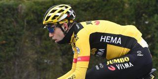 """Wout van Aert over contractbesprekingen: """"Het ziet er goed uit"""""""