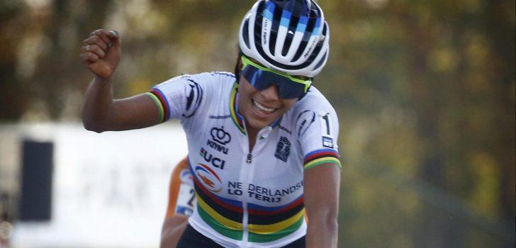 Alvarado Europese kampioene na Nederlands onderonsje