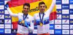 """Torres en Mora voor de derde keer samen Europees kampioen: """"Veel voldoening"""""""