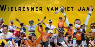 Kies de wielrenners van het jaar 2020