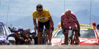 Davide Cassani redt Ventoux-fiets Marco Pantani op veiling