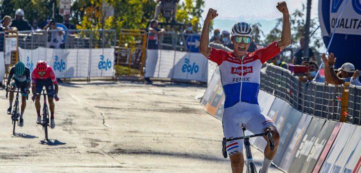 """Mathieu van der Poel: """"Geen klassementsambities in Tirreno, ga voor ritzege"""""""