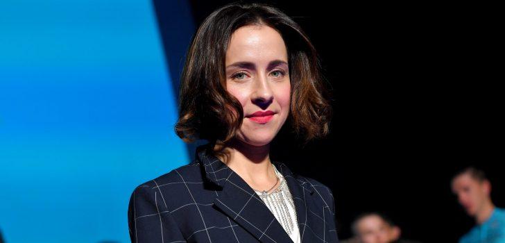 Yana Seel (36), de Belgische aan het roer van Astana-Premier Tech