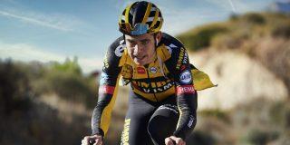 """Jumbo-Visma klaar voor de Tirreno: """"Met Wout een goed klassement rijden"""""""