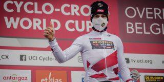Wout van Aert wint Wereldbeker, spannende tweestrijd in X2O Trofee