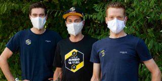 Jumbo-Visma bouwt Tourselectie rond Roglic, Dumoulin en Kruijswijk