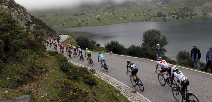 'Vuelta a España keert terug naar Lagos de Covadonga'