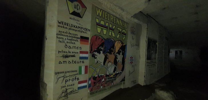 De ondergrondse wielerschatten van Valkenburg