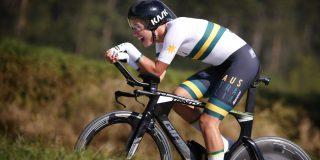 Beloftevolle Luke Plapp zegeviert in alternatieve Tour Down Under