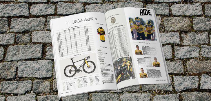 Nieuw in 2021: Ride Magazine, powered by WielerFlits