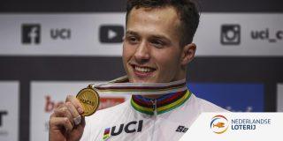 Sam Ligtlee: van fietscross naar wereldkampioen op de baan