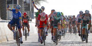 Sam Bennett is opnieuw de snelste in UAE Tour