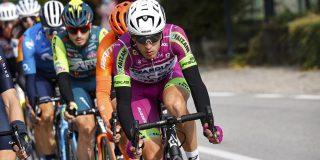 Giro 2021: Tonelli start niet na vals-positieve coronatest, Zana opgeroepen