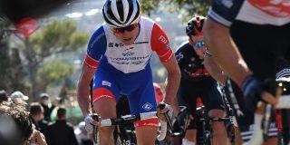 David Gaudu voert Groupama-FDJ aan in Critérium du Dauphiné