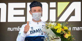 """Michael Woods grijpt de macht in Tour du Var: """"Alles geven om geel te houden"""""""