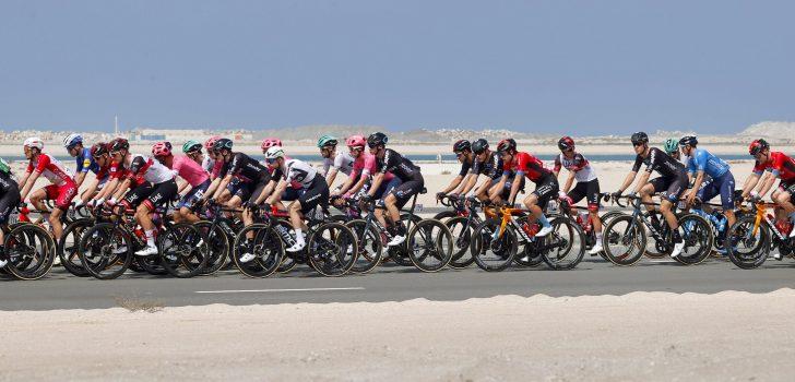 Volg hier de slotetappe van de UAE Tour 2021