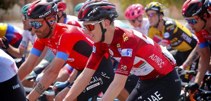 Volg hier de derde etappe van de UAE Tour 2021